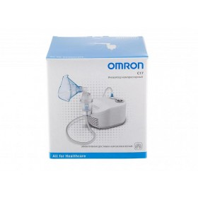 Ингалятор небулайзер компрессорный Omron NE-C17