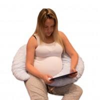 Подушка для беременных и кормящих мам-ИНКОР 041 Рогалик