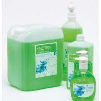 Чистея жидкое мыло с антибак. эффектом 0,45л
