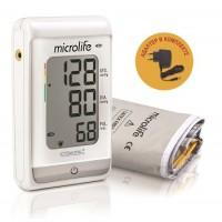 Тонометр автоматический с функцией выявления риска инсульта Microlife BP A150 AFIB (с креплением для стола)