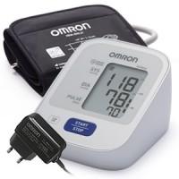 Тонометр Omron M2 Basic Адаптер+ Универсальная манжета