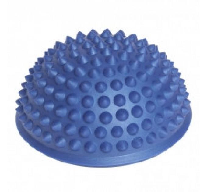 Балансировочный массажер, массажер для ног (жесткий, мягкий) надувной, d=15 см