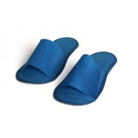 Тапочки прошивные ЭКОНОМ синие