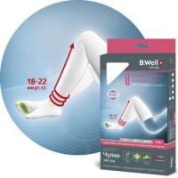 Чулки компрессионные госпитальные противоэмболические B-well JW-214 1 класс компрессии (18-22 мм рт.ст.)