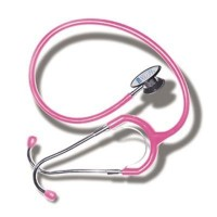 Фонендоскоп CS Medica CS-417 розовый, зеленый, синий