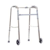 Ходунки 2-х колёсные Dayang Medical XR204, (R Wheel)цвет бронза.