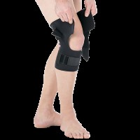 Бандаж на коленный сустав разъемный с полицентрическими шарнирами Т-8508 (Т 4428)