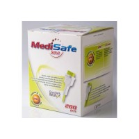 Ланцет автоматический MediSafe Solo 29G 1,5 мм, д/капил.забора крови 1 шт.