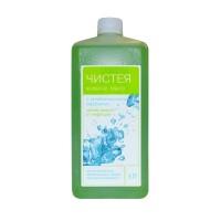 """Жидкое мыло """"Чистея"""" с антибактериальным эффектом 1л"""