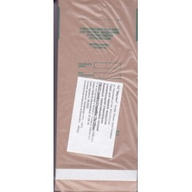 Пакеты для стерилизации ПБСП-СтериМаг 100х200, крафт коричневые, 100 шт. в упак.
